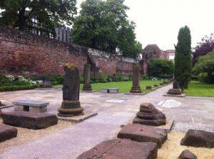 Roman Gardens Cheshire