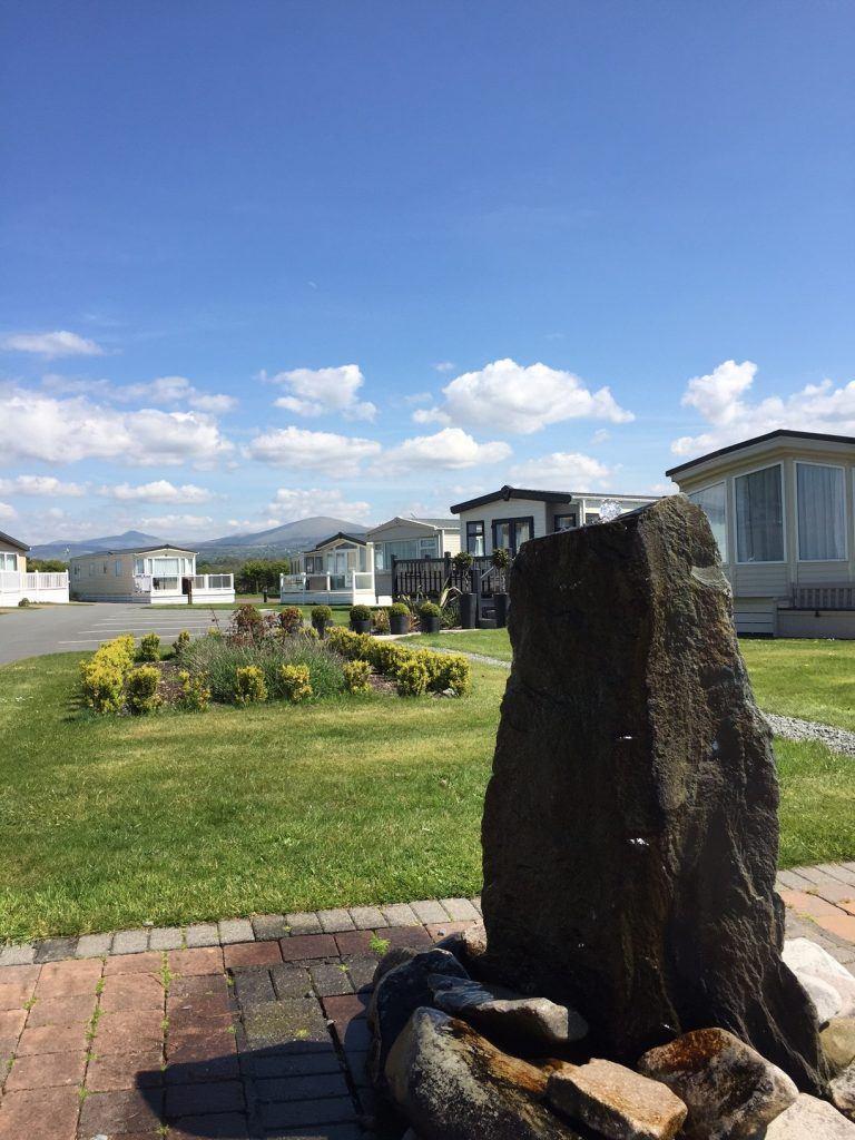 Dinlle Caravan Park | Caravan Sites Caernarfon | Thornley